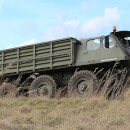 Military Vehicle Off-Road Driving Plus Stalwart Passenger Ride