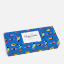 Happy Socks Men's Forest Gift Box - Multi - UK 7.5-11.5