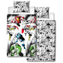 Marvel Comics Crop Duvet Set