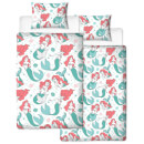 Little Mermaid Oceanic Duvet Set