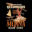 Disney Moana Find Your Own Way Men's T-Shirt - Black