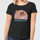Moana Read The Sea Women's T-Shirt - Black