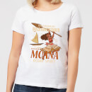 Moana Find Your Own Way Women's T-Shirt - White