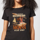 Moana Find Your Own Way Women's T-Shirt - Black
