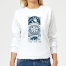 Moana Star Reader Women's Sweatshirt - White