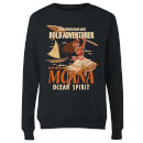 Moana Find Your Own Way Women's Sweatshirt - Black