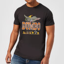 Disney Dumbo The One The Only Men's T-Shirt - Black