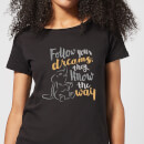 Dumbo Follow Your Dreams Women's T-Shirt - Black
