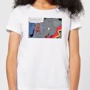 Dumbo Rich and Famous Women's T-Shirt - White