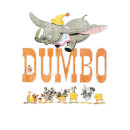 Dumbo The One The Only Women's Sweatshirt - White