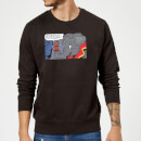 Sweat Homme Rich And Famous Dumbo Disney - Noir