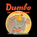 Dumbo Flying Elephant Sweatshirt - Black