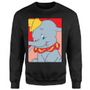 Dumbo Portrait Sweatshirt - Black