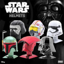 Metal Earth Star Wars Boba Fett Helmet 3D Metal Model Kit