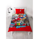 Mario Cappy Duvet Set - Single
