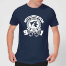 Sonic The Hedgehog Born To Run 91 Men's T-Shirt - Navy