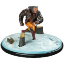 "Diamond Select Marvel Comics Premier Collection Resin 9"" Statue - Wolverine In The Snow"