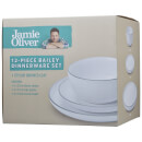 Jamie Oliver Dinner Set - White (12 pieces)
