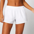 MP Energy Dual Shorts - White