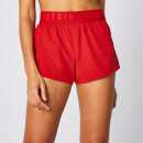 Energy Shorts - Crimson  - XS - Crimson