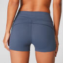 Power Shorts - Dunkles Indigo - XS