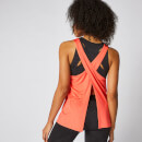 Myprotein Dry Tech Vest - Hot Coral - L
