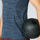 Seamless Tank Top - Dark Indigo - S
