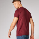 Myprotein Luxe Classic Crew - Oxblood - XS