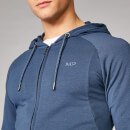 MP Form Zip Up Hoodie - Dark Indigo - XS