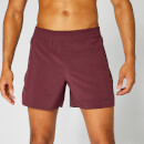 MP Sprint 5 Inch Shorts - Oxblood