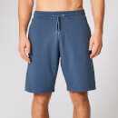 Form Sweat Shorts - Dark Indigo - XS