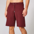 Myprotein Form Sweat Shorts - Oxblood - XS