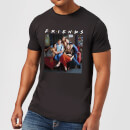 Friends Classic Character Men's T-Shirt - Black