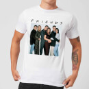 Friends Group Shot Men's T-Shirt - White