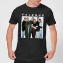 Friends Group Shot Men's T-Shirt - Black