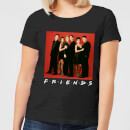 Friends Character Pose Women's T-Shirt - Black