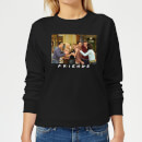 Friends Cast Shot Women's Sweatshirt - Black