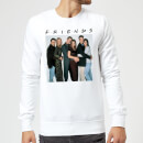 Friends Group Shot Sweatshirt - White