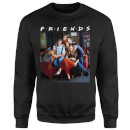Friends Classic Character Sweatshirt - Black