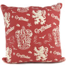 Harry Potter Gryffindor Crest Filled Cushion