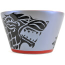 Game of Thrones Stark Reflection Decal Bowl