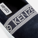 KENZO Men's Kapri Slip-On Trainers - Navy Blue