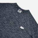 Performance Long Sleeve Top - Navy Marl