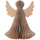 Broste Copenhagen Paper Angel - Small - Indian Tan