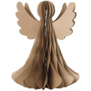 Broste Copenhagen Paper Angel - Large - Indian Tan
