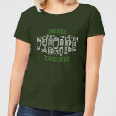Brenna Tuats Guat! Women's T-Shirt - Forest Green