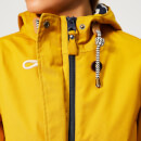 Joules Women's Coast Waterproof Jacket - Antique Gold