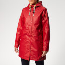 Joules Women's Rainaway Raincoat - Red