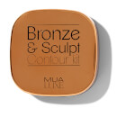 MUA Luxe Bronze & Sculpt Contour Kit - Light/Medium