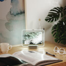 Umbra Glo LED Photo Display - Nickel (15cm x 30cm)